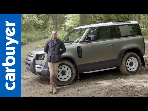2020 Land Rover Defender: everything you need to know - Carbuyer