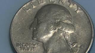 Скачать American Old Coins 1979 D Quarter Dollars Mint Error Rare