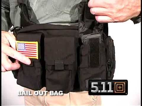 5 11 Tactical Bail Out Bag 511 56026 Active Shooter