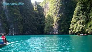 Тайланд. Пи Пи Лей. Пляж без Ди Каприо | Provolod & Leeloo