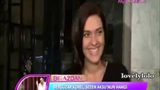 "Bergüzar Korel - Kanal D ""Magazin D"" - 02.04.2016"