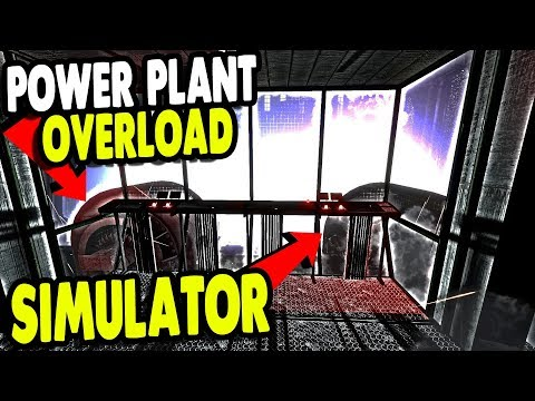 BIG POWER PLANT SIMULATOR, EXPLODES & BLACKS OUT WHOLE CITY | Infra Gameplay
