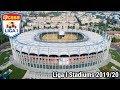 Romania Liga I Stadiums 2019/20