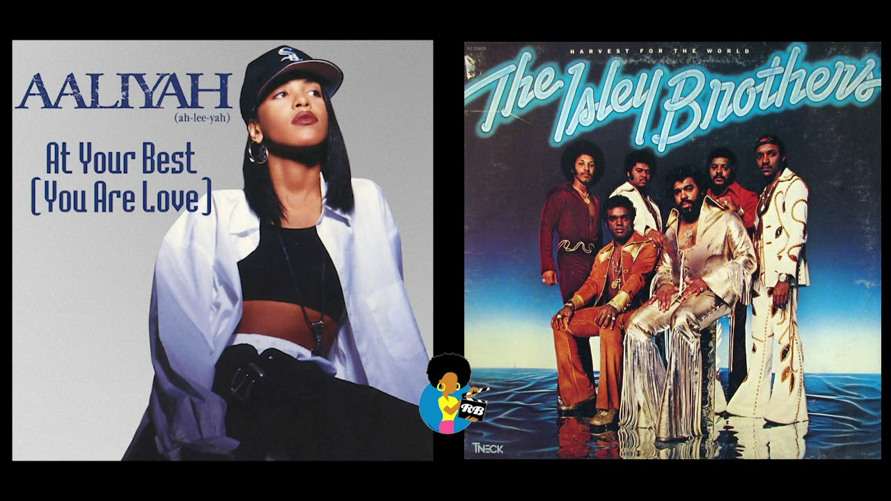Who Did It Better? - Aaliyah vs. The Isley Brothers (1994/1976)