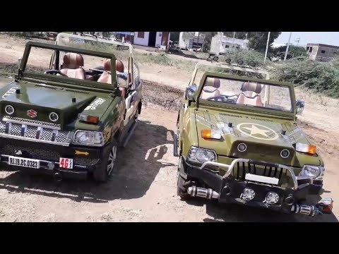 Modified Maruti 800 | Same to Same | MAGNETO11