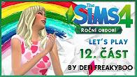 Let's Play - The Sims 4: Roční období (část 12.) -…