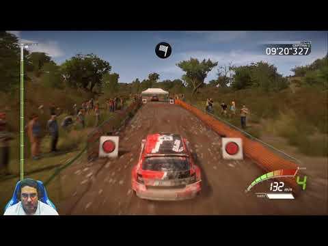 WRC 7//Modo Carrera //WRC 2//Rally 2 Argentina//temp: 4// SKODA FABIA R5