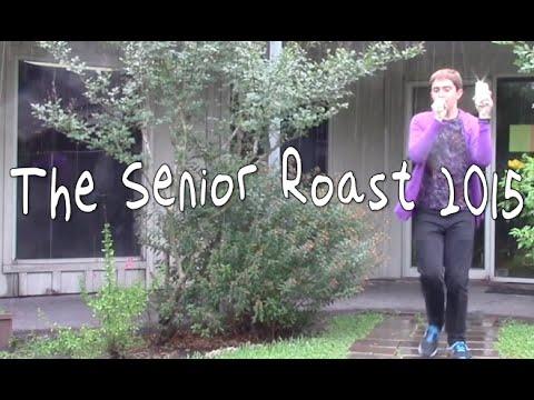 The School of the Woods Senior Roast 2015