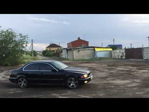 BMW 5 E39 с объемом 2.8л - #1 ДРИФТ