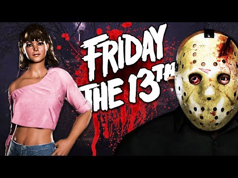 FRIDAY THE 13TH GAME - NEW JASON UPDATE!!