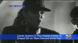 """This summer, the pop star is bringing her """"Black Diamond World Tour"""" to arenas across America."""