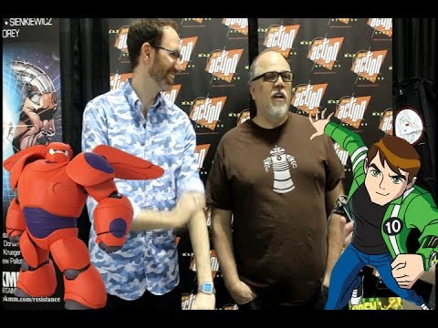 NYCC Interview: Man of Action
