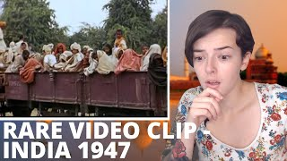1947 Indian Independence | REACTION!