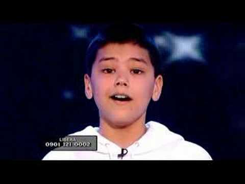 Libera at BBC Talent Show - Sanctus (encore)
