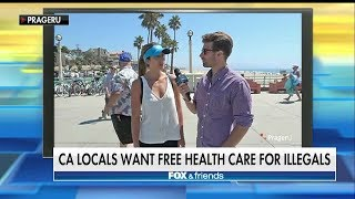 'The Destruction of California': CA Locals Want Free Health Care for Illegal Immigrants thumbnail