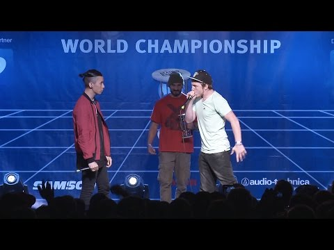 NaPoM vs Sh0h - Best 16 - 4th Beatbox Battle World Championship