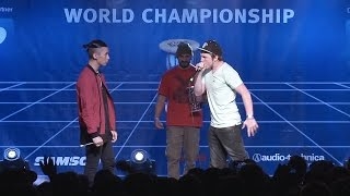 NaPoM vs Sh0h - Best 16 - 4th Beatbox Battle World Championship