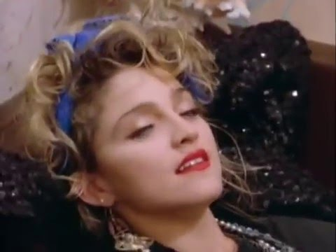 Madonna - Into the Groove (Music Video)