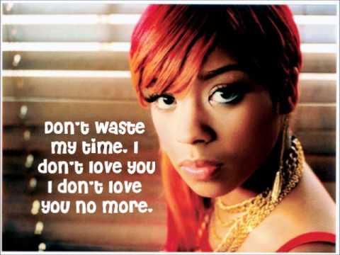 Keyshia Cole - I Changed My Mind Lyrics