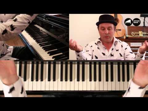L'Anatole - La Leçon de Piano d'Antoine Hervé (EXTRAITS)