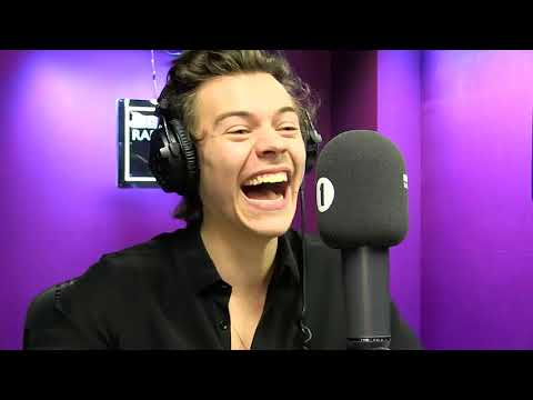 Favourite interview moments Harry Styles