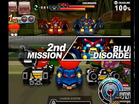 MOVIES PV : Kart Rider Boss Mode 3ด่านรวด