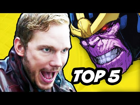 Guardians of The Galaxy 2 - Top 5 Stories