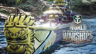 World of Warships - Official New Premium Ships Trailer | Lunar New Year