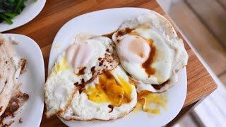 一休教你做低卡減重料理--簡單好做,營養又好吃的水煎蛋