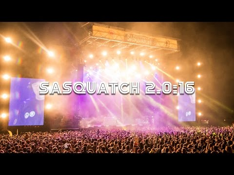 Sasquatch! Music Festival | 2016 | After Movie