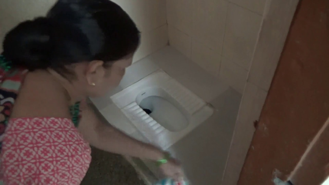How to Clean Indian Toilet  Toilet Cleaning at Your Home