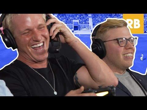 Marathon Comic Relief Gaming with JAMIE LAING