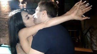 Alex Angel - Hot Kissing On Pool Table
