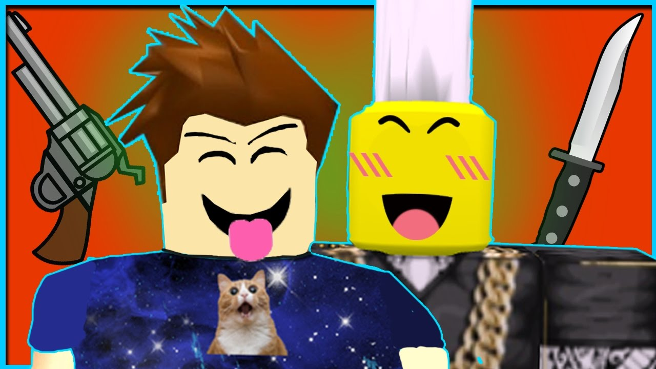 Tofuus Roblox Password: ONLY YOUTUBERS ROBLOX MURDER MYSTERY 2