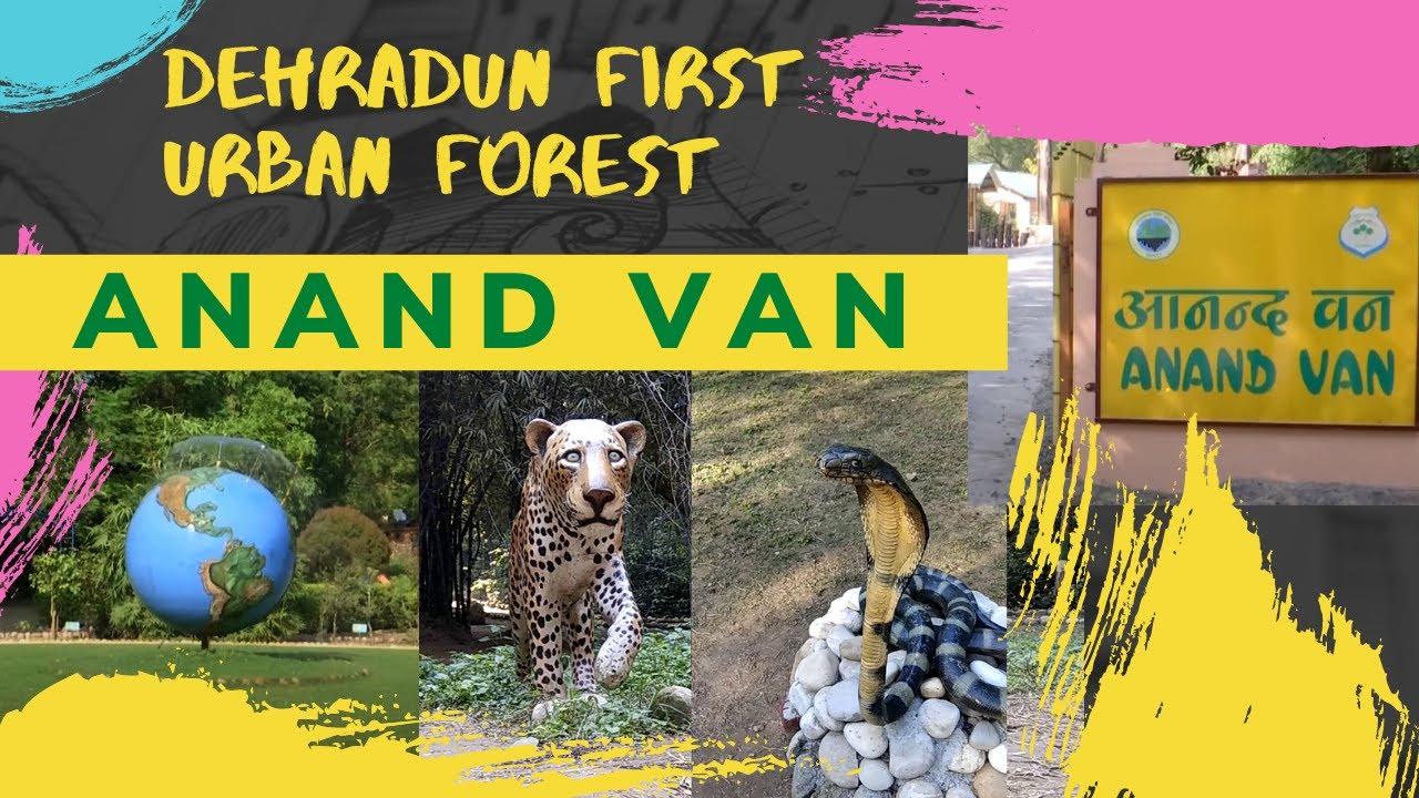 Download Anand Van   First Urban Forest   Dehradun   Uttarakhand Tourism
