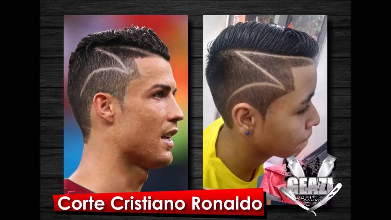 Cabelo Do Cristiano Ronaldo Todos Os Estilos Como Fazer E Muitas Fotos