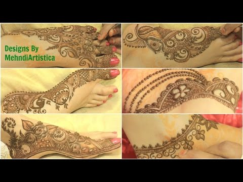Henna Mehendi Designs By Mehndiartistica New Mehandi Patterns 2016