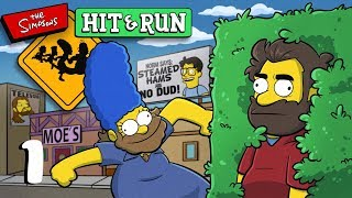 The Simpsons Hit and Run   Let's Play Ep. 1   Super Beard Bros.
