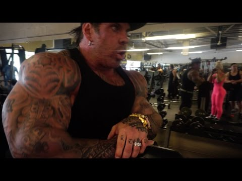 BETTER BY THE DAY - DAY 5 - ROBERT WILLEY - BACK & BI'S - SWIMMING - CHYNA - 284LBS