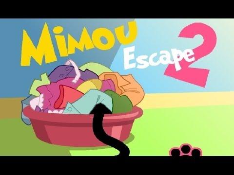 Mimou Escape 2 Walkthrough