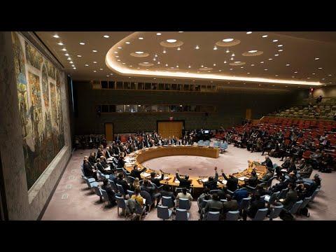 إدارة بايدن ترفض للمرة الثالثة تبني مجلس الأمن بيانا حول النزاع بين إسرائيل والفلسطينيين  - نشر قبل 5 ساعة
