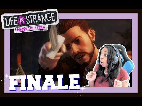 HE HIRED A HITMAN?!?! | LIFE IS STRANGE: BEFORE THE STORM EPISODE 3 FINALE FULL GAMEPLAY!!!