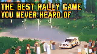 art of rally - A Love Letter to the Golden Age of Rally Racing