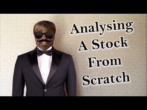 41. Beginning Fundamental Share Analysis - Tutorial