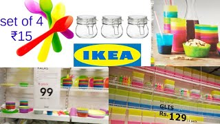 Ikea Hyderabad Tour|Cheap Ikea Haul🛍️|Best Products In Ikea|zetajj
