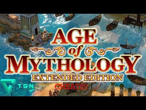 Age Of Mythology: Extended Edition | Cheat Codes