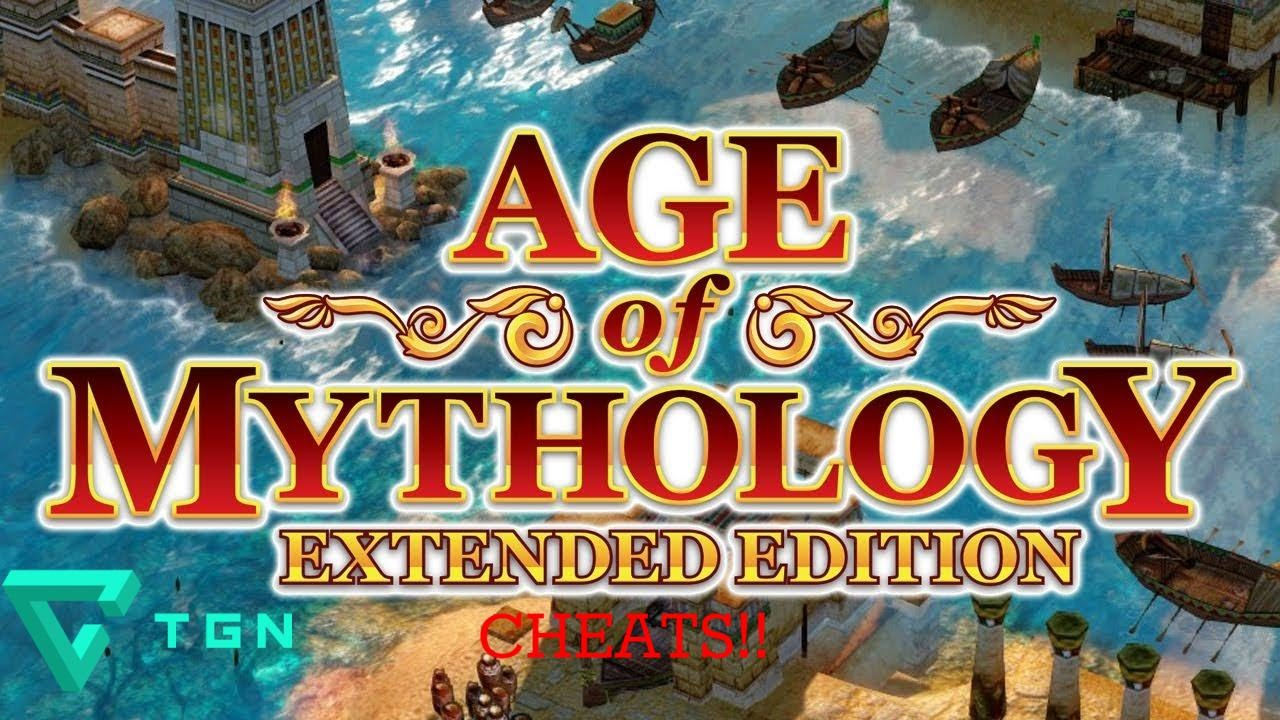 Age Of Mythology Extended Edition Cheat Codes YouTube