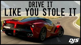 DRIVE IT LIKE YOU STOLE IT!!! Driving over 250MPH / 400KPH in 25 different games