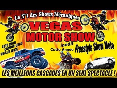 Vegas Motor Show: Saint-Benoit