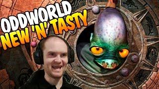 oddworld - New 'n' Tasty Обзор  ВОЗВРАЩЕНИЕ ЛЕГЕНДЫ!